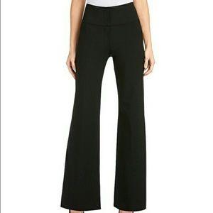 Women's Antonio Melani Black wide-leg dress pant